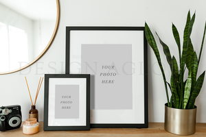 Multiple Frames Mockup (027)