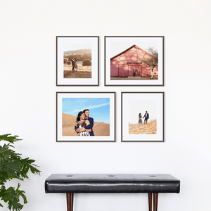 Collection 5: Framed Prints (Matted)