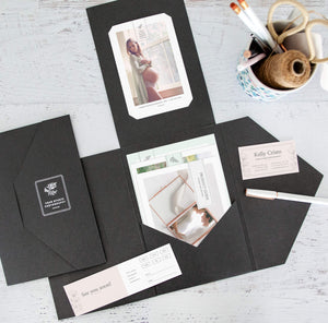 Maternity Client Welcome Packets