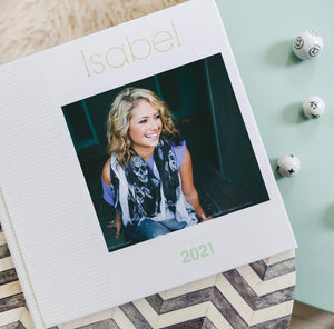 Photo Album Templates: Senior Style