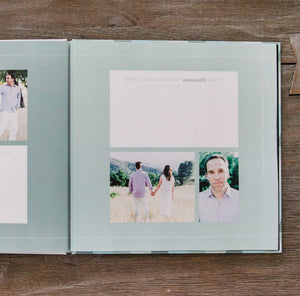 Interactive Keepsake Albums