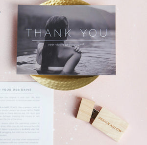 USB Care Card for Photographers