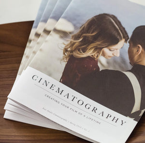 Cinematography Studio Magazine