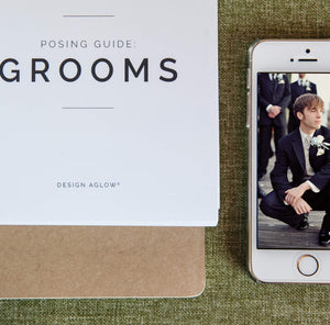 Inspire Me Cards: Groom Posing Guide
