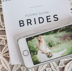 Inspire Me Cards: Bridal Posing Guide