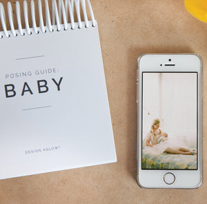 Inspire Me Cards: Baby Posing Guide