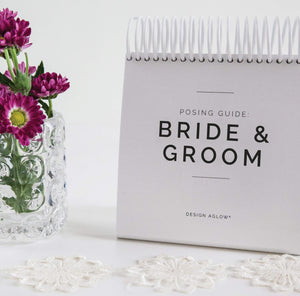 Inspire Me Cards: Bride & Groom Posing Guide
