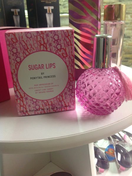 Sugar Lips Perfume our impression of Ariana Grande Sweet Like Candy