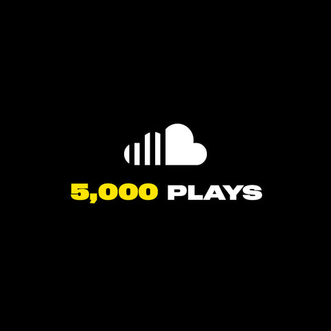 Buy 5000 Soundcloud Plays - Soundcloud Trending!