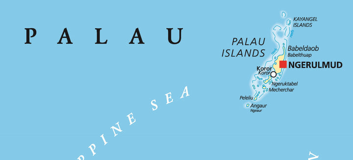 Palau is set to become the first country to impose a widespread ban on the sale and use of sunscreen and skincare products that contain a list of ten different chemicals