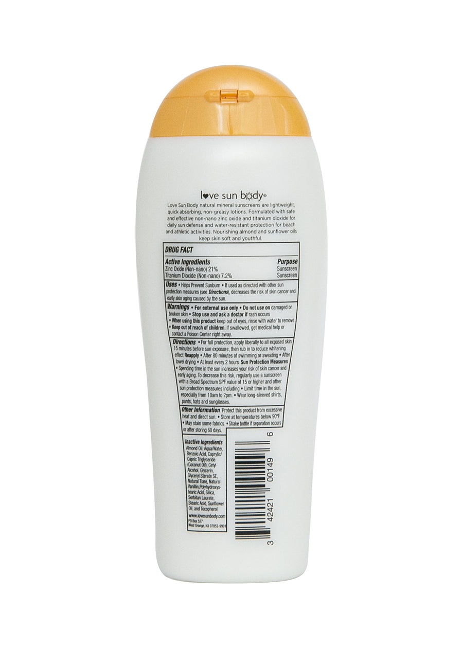SPF 50 Lightly Scented 6.76 oz / 200 ml