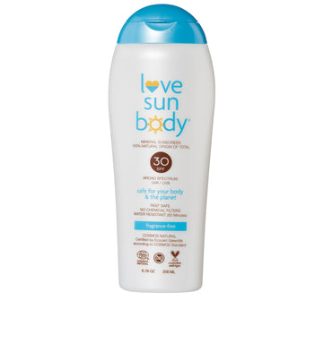 SPF 30 Fragrance-Free 6.76 oz / 200 ml