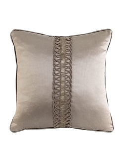 Hildreth Embellished Satin Cushion