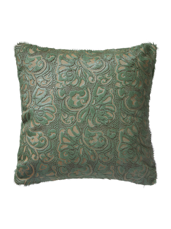 Fleur Hair-on-hide Cushion