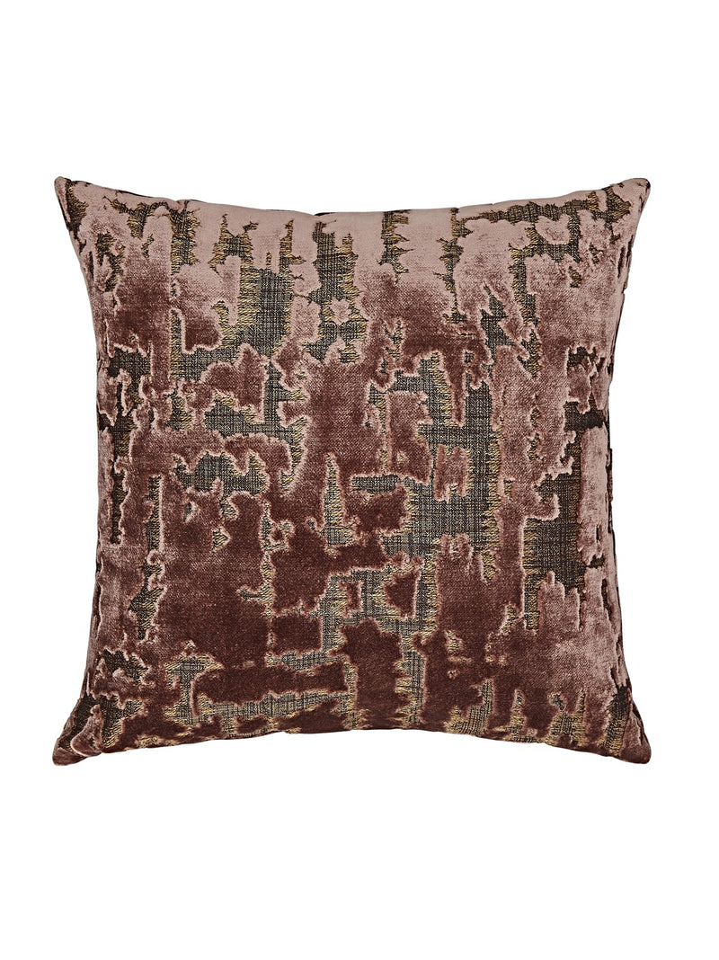 Caribou Velvet Cushion