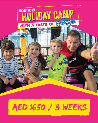 Holiday Camp- 3 Week