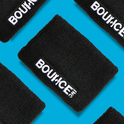 BOUNCE Wrist Sweat Band