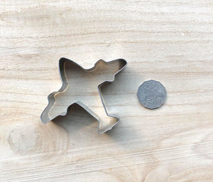 Aeroplane Cookie Cutter