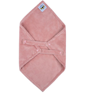 SwaddleBee Dusty Pink LovieBee 2.0 Security Blanket