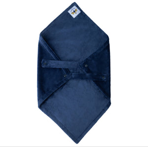 SwaddleBee Navy LovieBee 2.0 Security Blanket