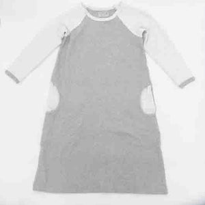 Hide N Seek Grey Dress-6y