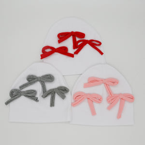Cotton Bow hats