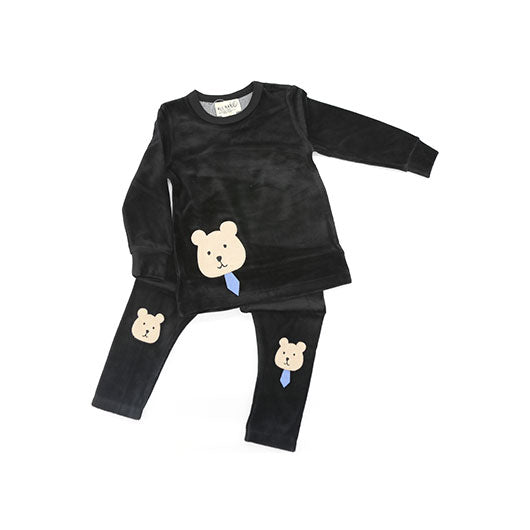 All Navy Bear PJs