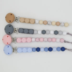 Baby Hues Pacifier clips