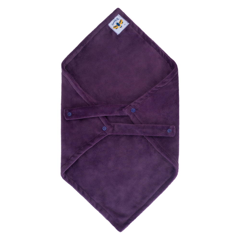 SwaddleBee Jewel Purple LovieBee 2.0 Security Blanket