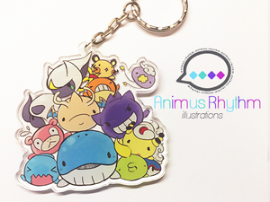 [FINAL SALE] Poke Tsum