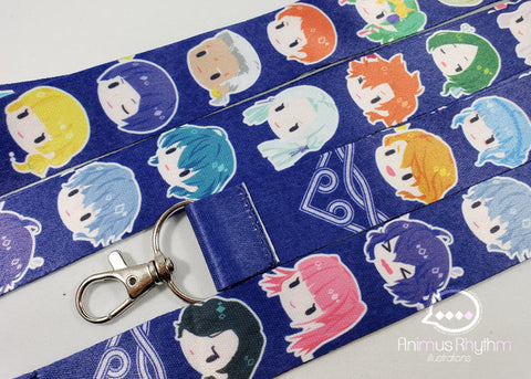 Lanyard: Fire Emblem Three Houses