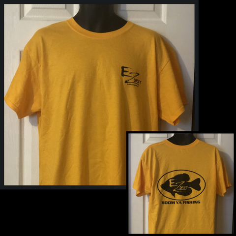 EZ Drift Logo T-shirt Yellow