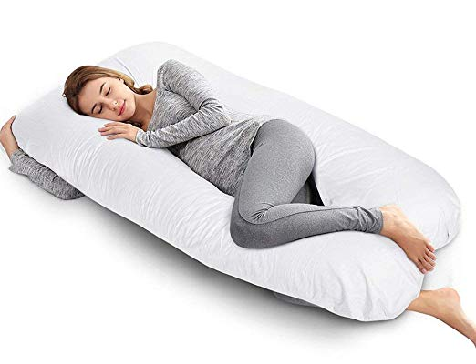 Multifunctional Full Body Pillow - U Shaped Body Pillow - Pregnancy Pillow
