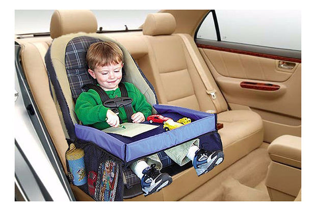 CAR SEAT TRAVEL PLAY TRAY