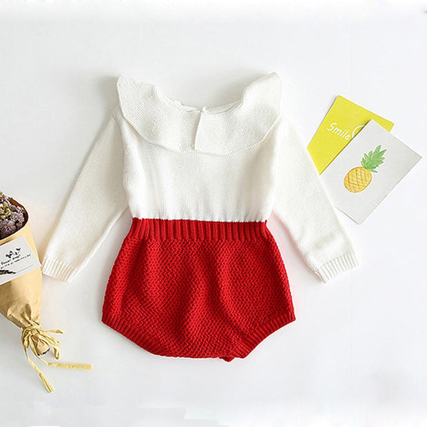 Alice Knitted Romper