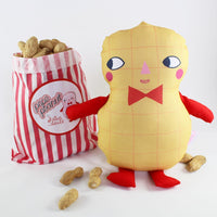Pepe Peanut Soft Toy