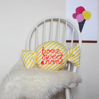 Home Sweet Home Sweetie Cushion