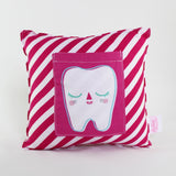 Tooth Pillow - Pink