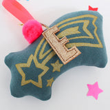 Shooting Star decoration teal