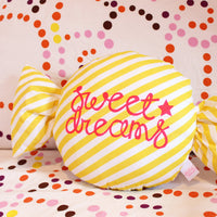 Sweet Dreams Sweetie Cushion