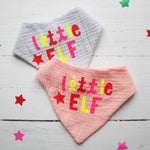 Little Elf Bib