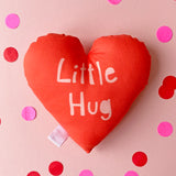 Little Hug Heart Soft Toy / Mini Cushion