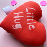Little Hug Heart Rattle