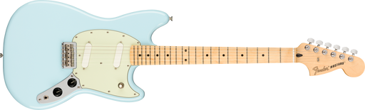 Fender Player Mustang®, Maple Fingerboard, Sonic Blue