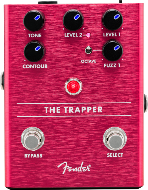 Fender The Trapper® Dual Fuzz Pedal