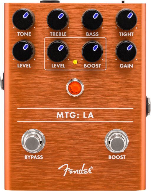 Fender MTG: LA® Tube Distortion Pedal