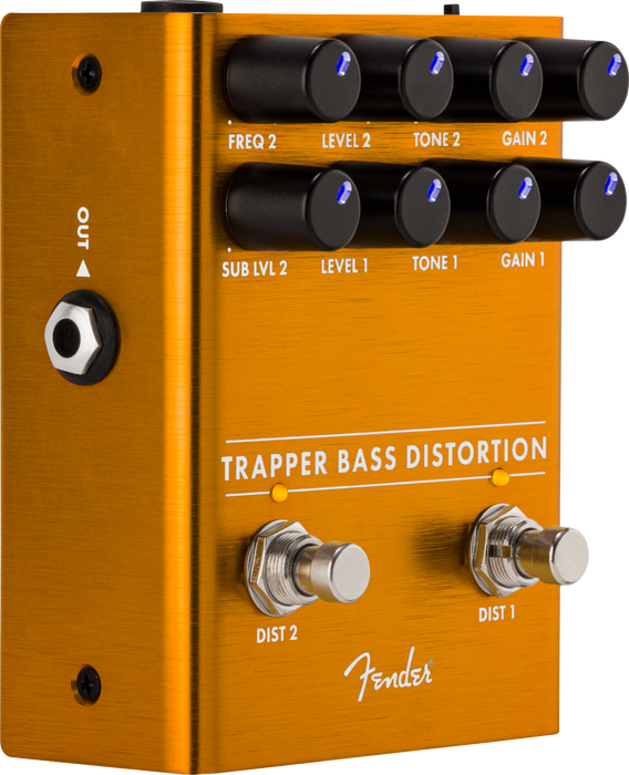 Fender Trapper Bass Distortion Pedal