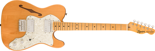 Fender Squier Classic Vibe '70s Telecaster® Thinline, Maple Fingerboard, Natural