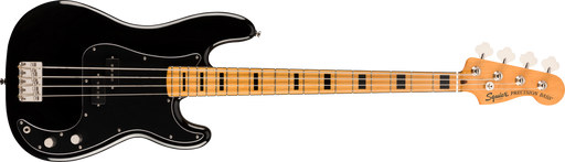 Fender Squier Classic Vibe '70s Precision Bass®, Maple Fingerboard, Black