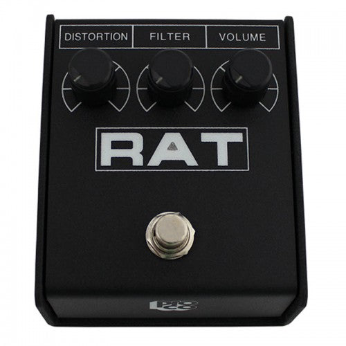 RAT 2 Distortion Pedal (80's Hair Metal & Hard Rock) :)